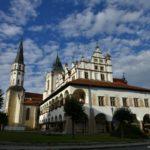 Levoča, Prešovský kraj, Východné Slovensko