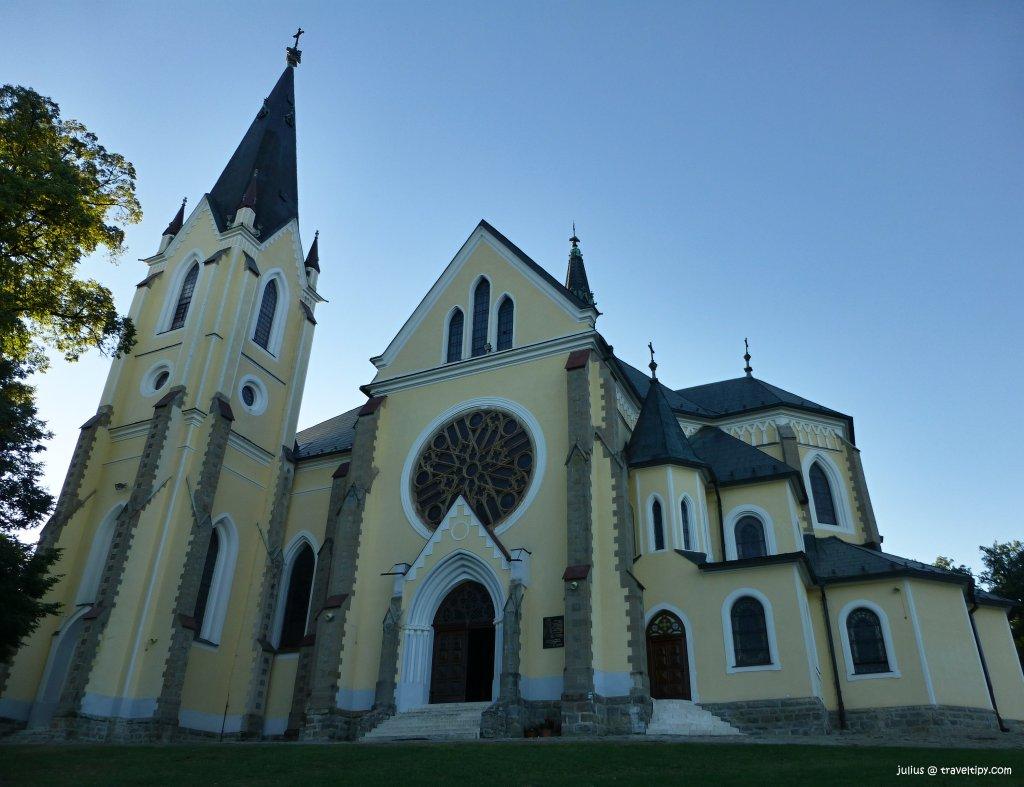 Mariánska hora, Levoča, Prešovský kraj, Východné Slovensko