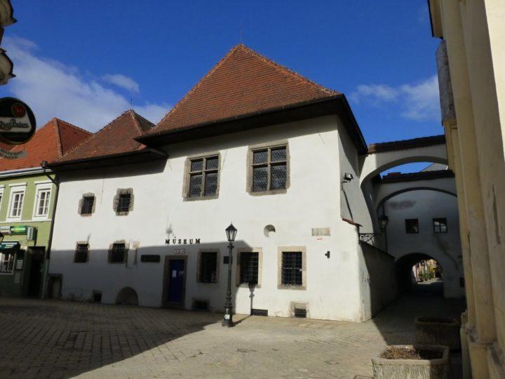 Miklušova väznica, Košice, Východné Slovensko