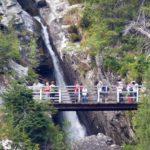 Obrovský vodopád, kam na výlet Východné Slovensko