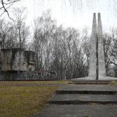 Pamätník Oslobodenia a prírodné múzeum zbraní v obci Skároš, Košice, Slovensko - 5