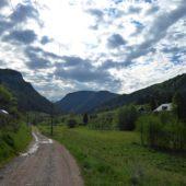 Poráčska dolina, Východné Slovensko