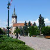Prešov, Východné Slovensko