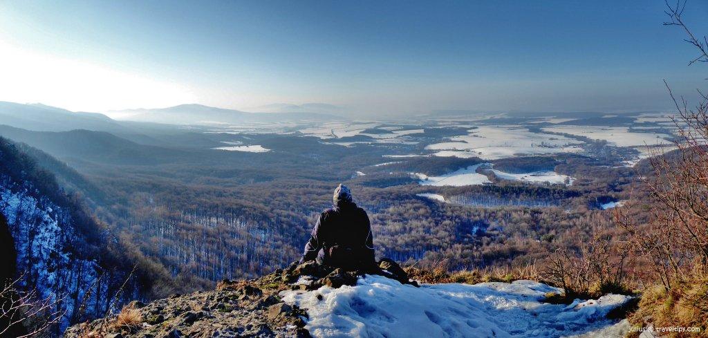 Rankovské skaly (780m), Východné Slovensko