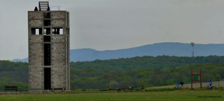 Rozhľadňa Čerešenka, Východné Slovensko