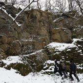 Skala pod Garambošom, Slanské vrchy, Východné Slovensko