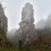 Skalné mestečko Dreveník, Kam na Výlet Východné Slovensko