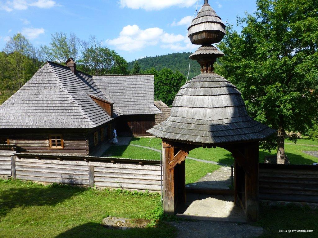 Skanzen Svidník, Východné Slovensko