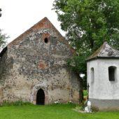 Stredoveký kostolík, Klín nad Bodrogom, Východné Slovensko