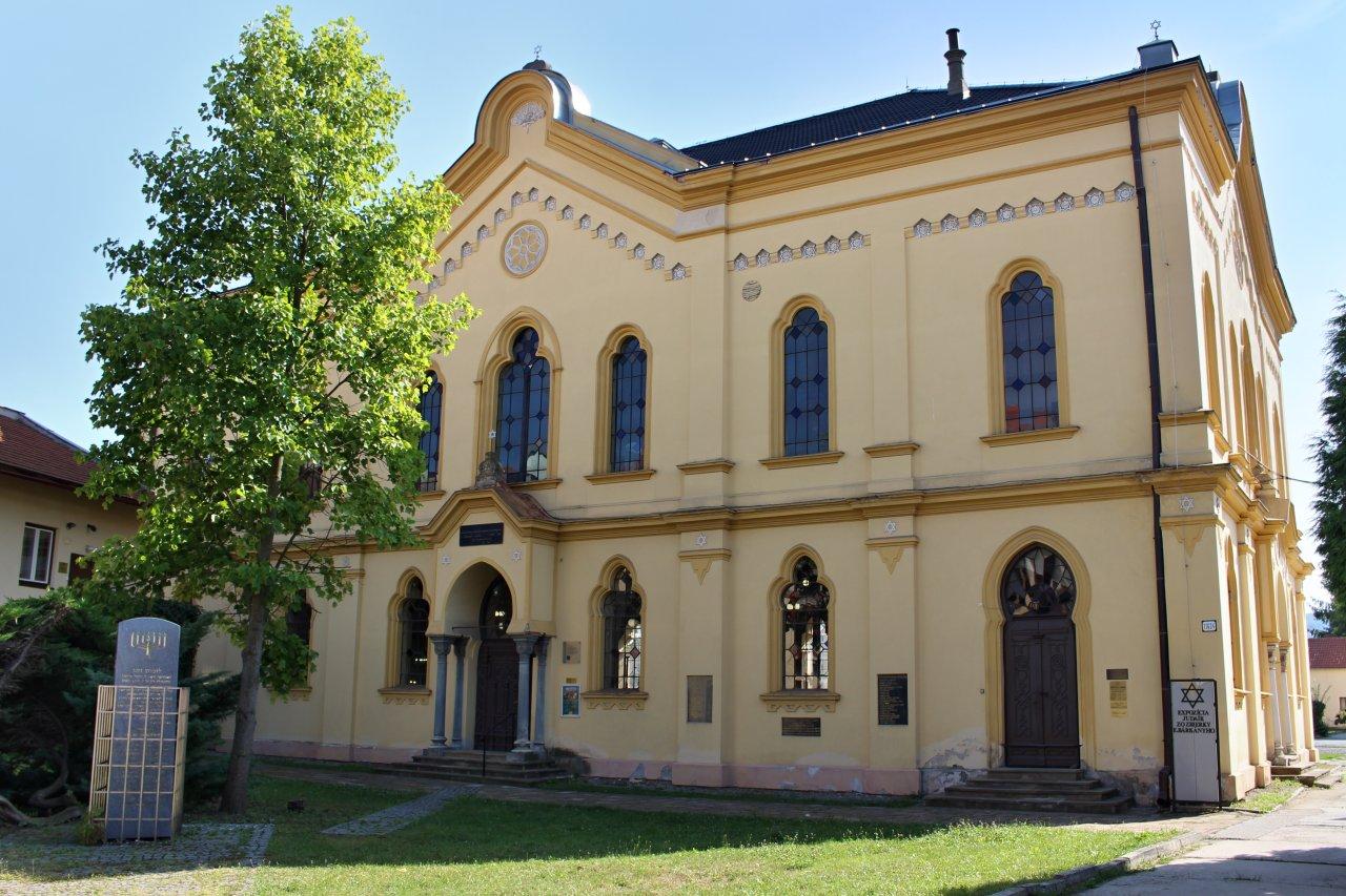 Synagóga v Prešove, Kam na výlet Východné Slovensko