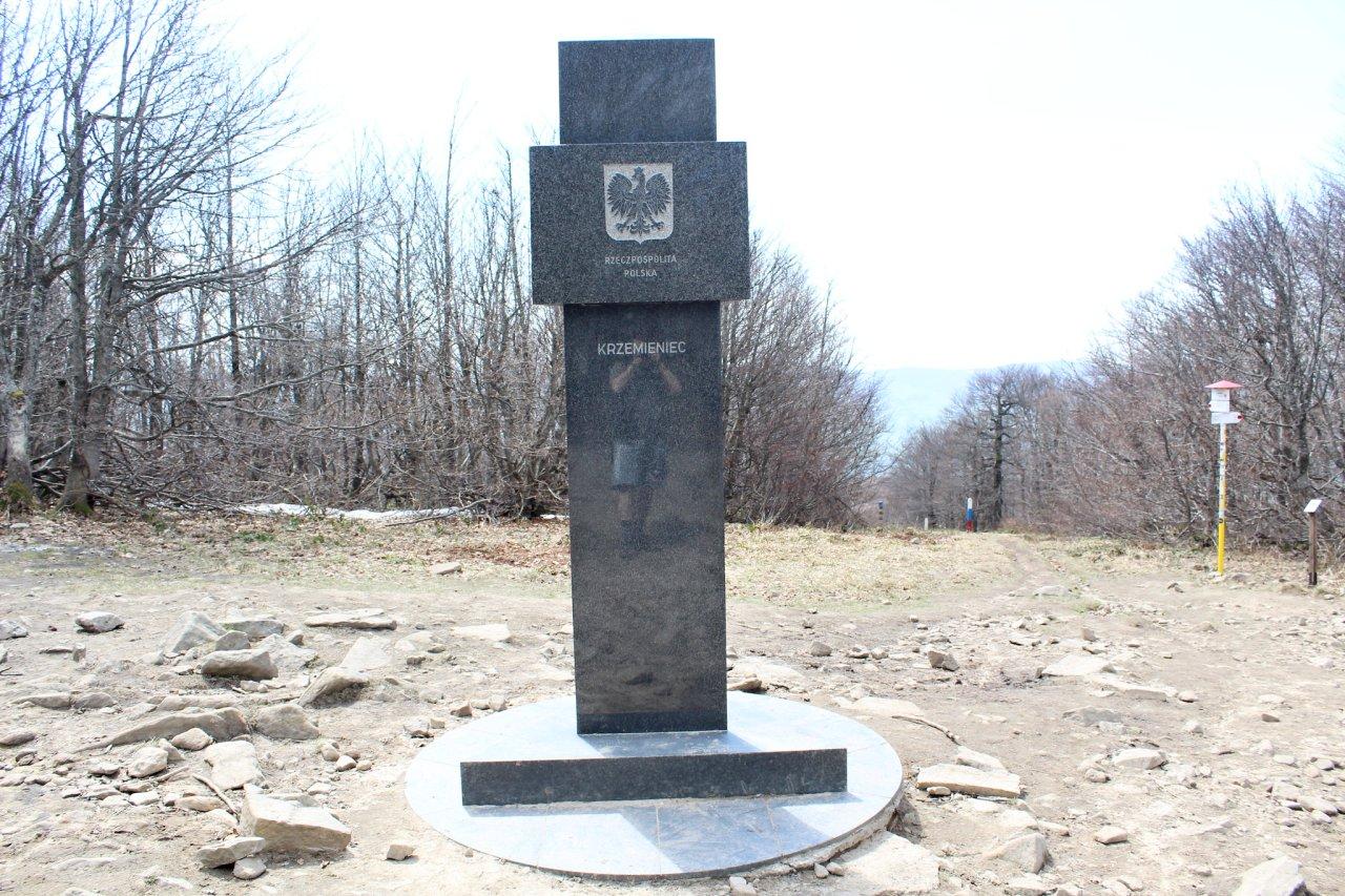 Trojmedzie, Kremenec, Poloniny, Východné Slovensko