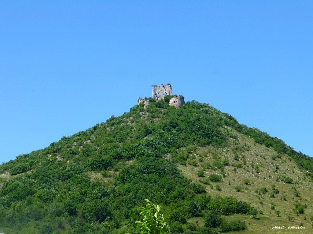 Turniansky hrad, Východné Slovensko