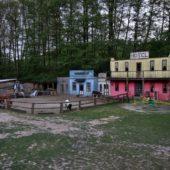 Westernové mestečko, Chata Klatovianka, Košice, Kam na výlet Východné Slovensko