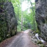 Zádielska tiesňava, Východné Slovensko