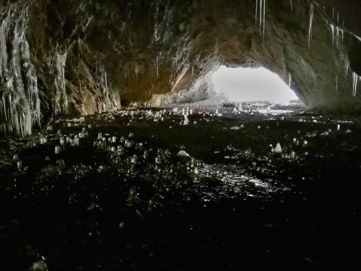 Zakázané Ružínske jaskyne, Východné Slovensko