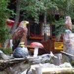 Zamkovského chata, kam na výlet Východné Slovensko 2