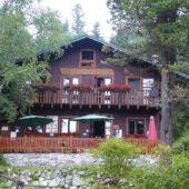 Zamkovského chata, kam na výlet Východné Slovensko 3