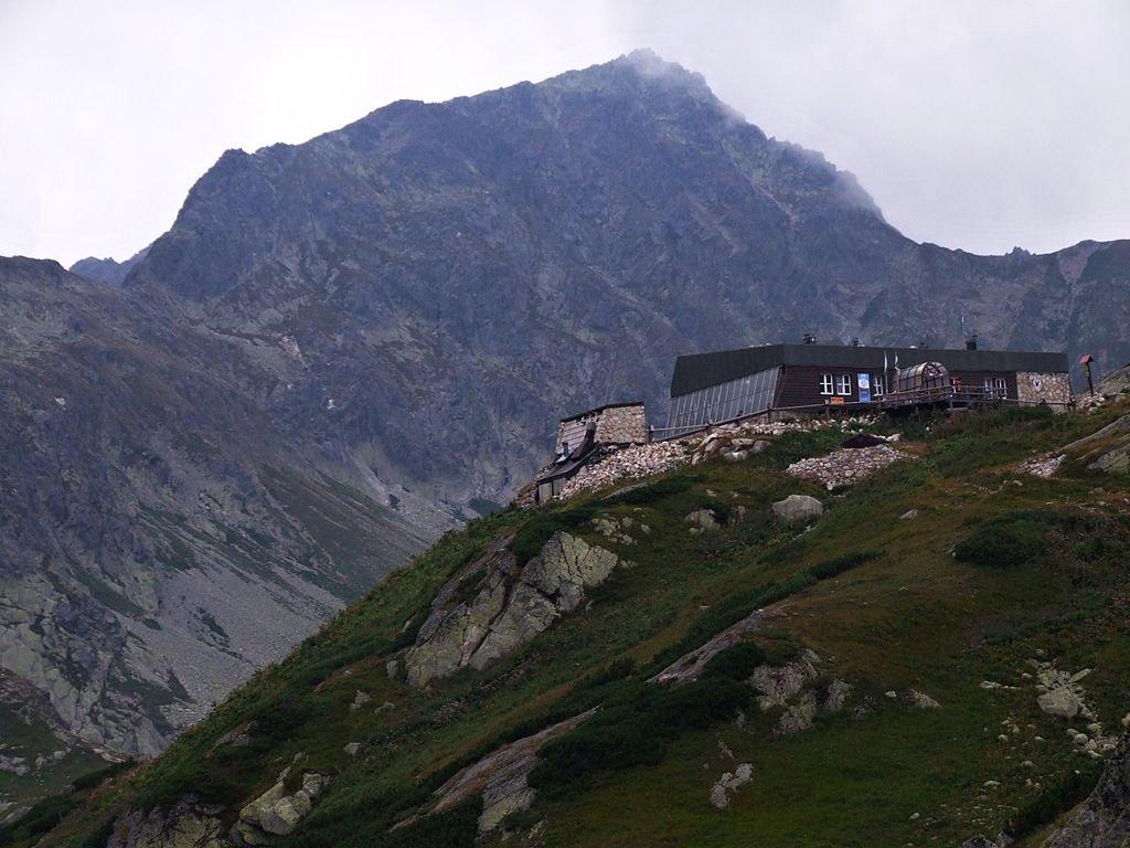Zbojnícka chata, Vysoké Tatry, Východné Slovensko