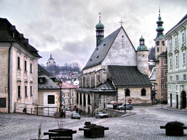 Banská Štiavnica, Slovenské pamiatky UNESCO - Slovensko a jeho Kultúrne pamiatky UNESCO