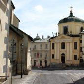 Banská Štiavnica, Slovenské pamiatky UNESCO 1