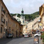 Banská Štiavnica, Slovenské pamiatky UNESCO 2
