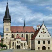 Bardejov, Slovenské pamiatky UNESCO