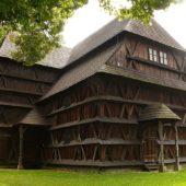 Drevený kostolík Hronsek, Slovenské pamiatky UNESCO