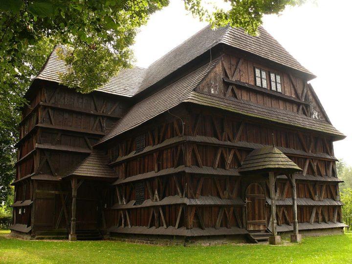Drevený kostolík Hronsek, Slovenské pamiatky UNESCO - Slovensko a jeho Kultúrne pamiatky UNESCO