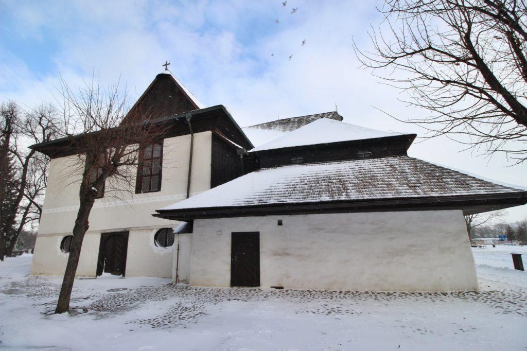 Drevený kostolík Kežmarok, Slovenské pamiatky UNESCO