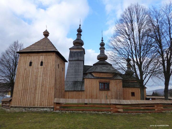 Drevený kostolík Ladomirová, Slovenské pamiatky UNESCO - Slovensko a jeho Kultúrne pamiatky UNESCO