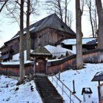 Drevený kostolík Leštiny, Slovenské pamiatky UNESCO