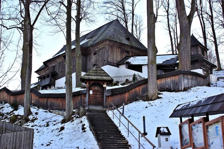 Drevený kostolík Leštiny, Slovenské pamiatky UNESCO - Slovensko a jeho Kultúrne pamiatky UNESCO