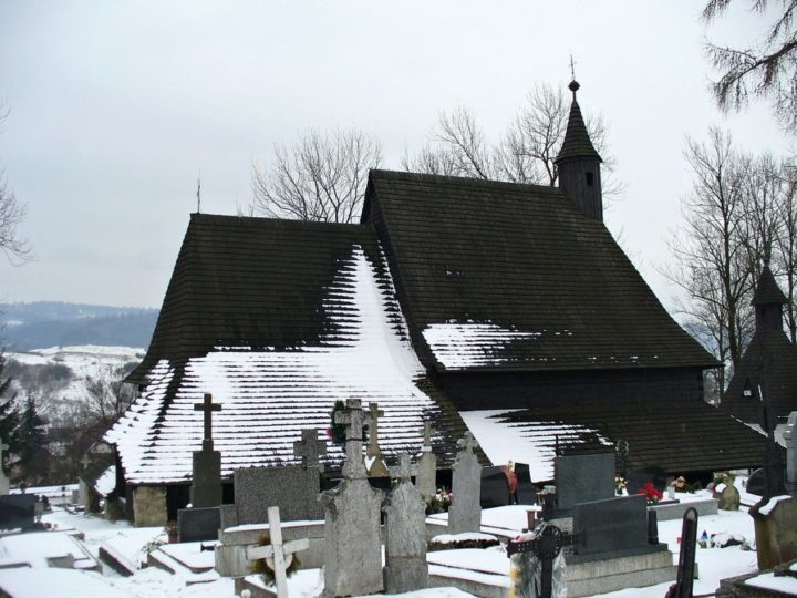 Drevený kostolík Tvrdošín, Slovenské pamiatky UNESCO - Slovensko a jeho Kultúrne pamiatky UNESCO