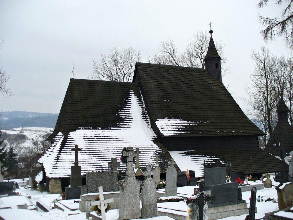Drevený kostolík Tvrdošín, Slovenské pamiatky UNESCO