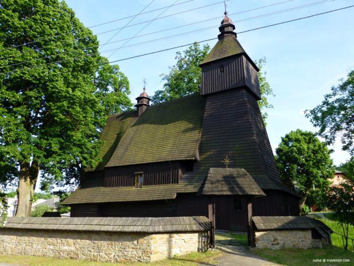 Drevený kostolík Hervatov, Slovenské pamiatky UNESCO - Slovensko a jeho Kultúrne pamiatky UNESCO