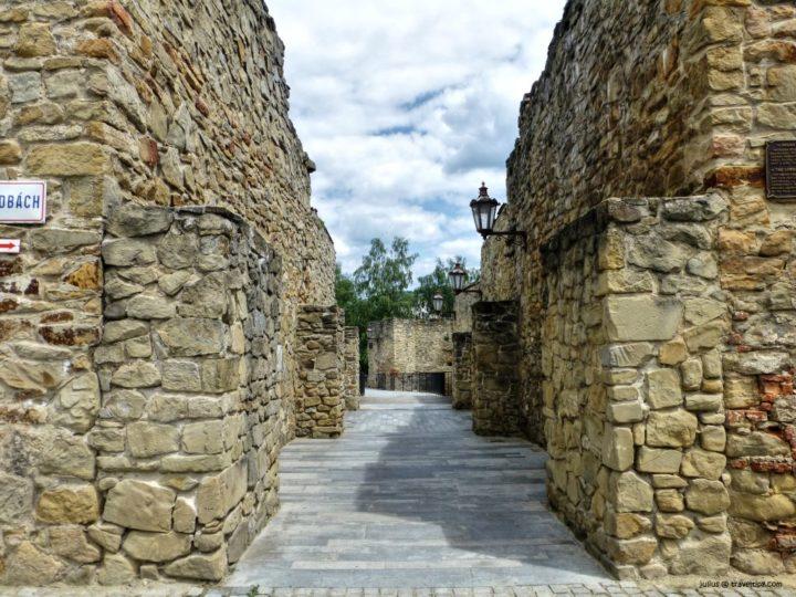 Hradby, Bardejov, Slovenské pamiatky UNESCO - Slovensko a jeho Kultúrne pamiatky UNESCO