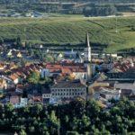 Výhľad na Levoču z Mariánskej hory, Slovenské pamiatky UNESCO
