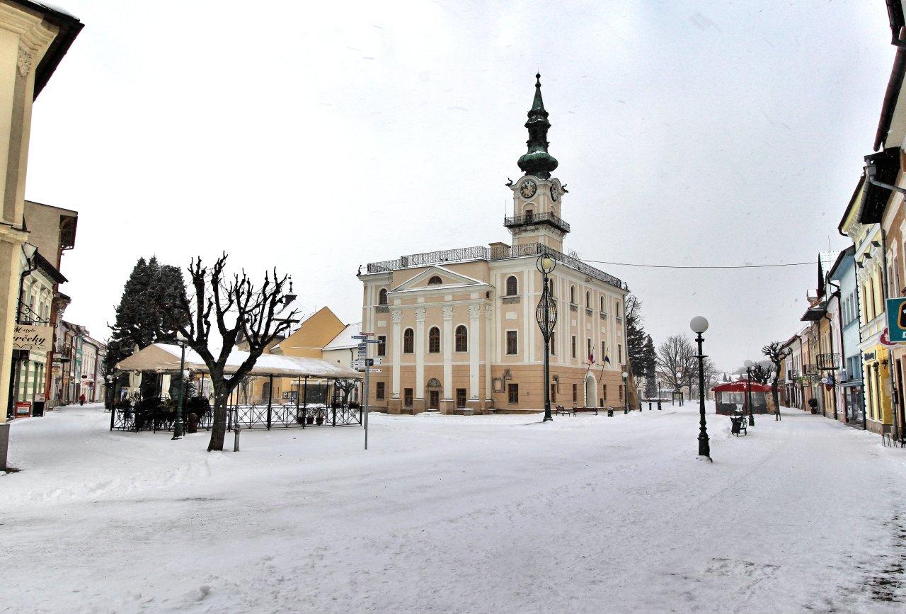 Mestská radnica, Kežmarok