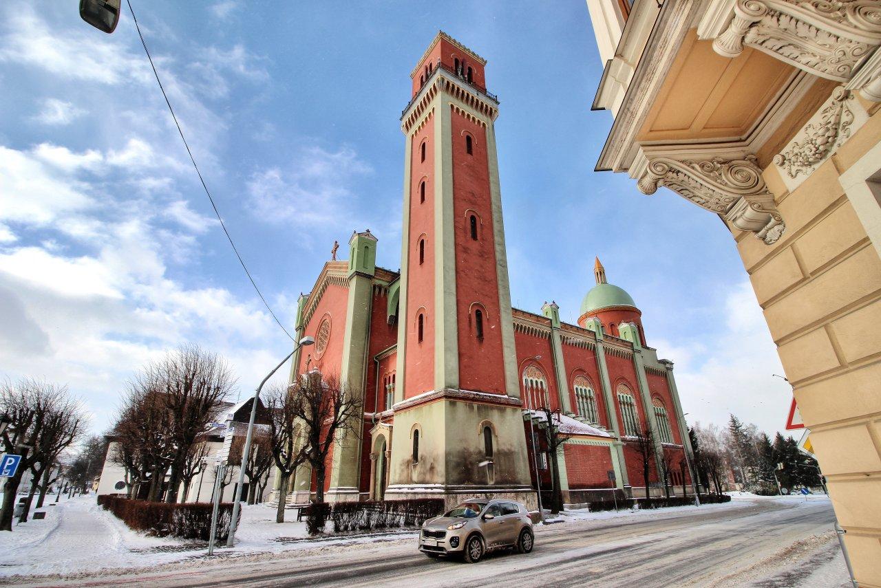 Nový evanjelický kostol, Kežmarok