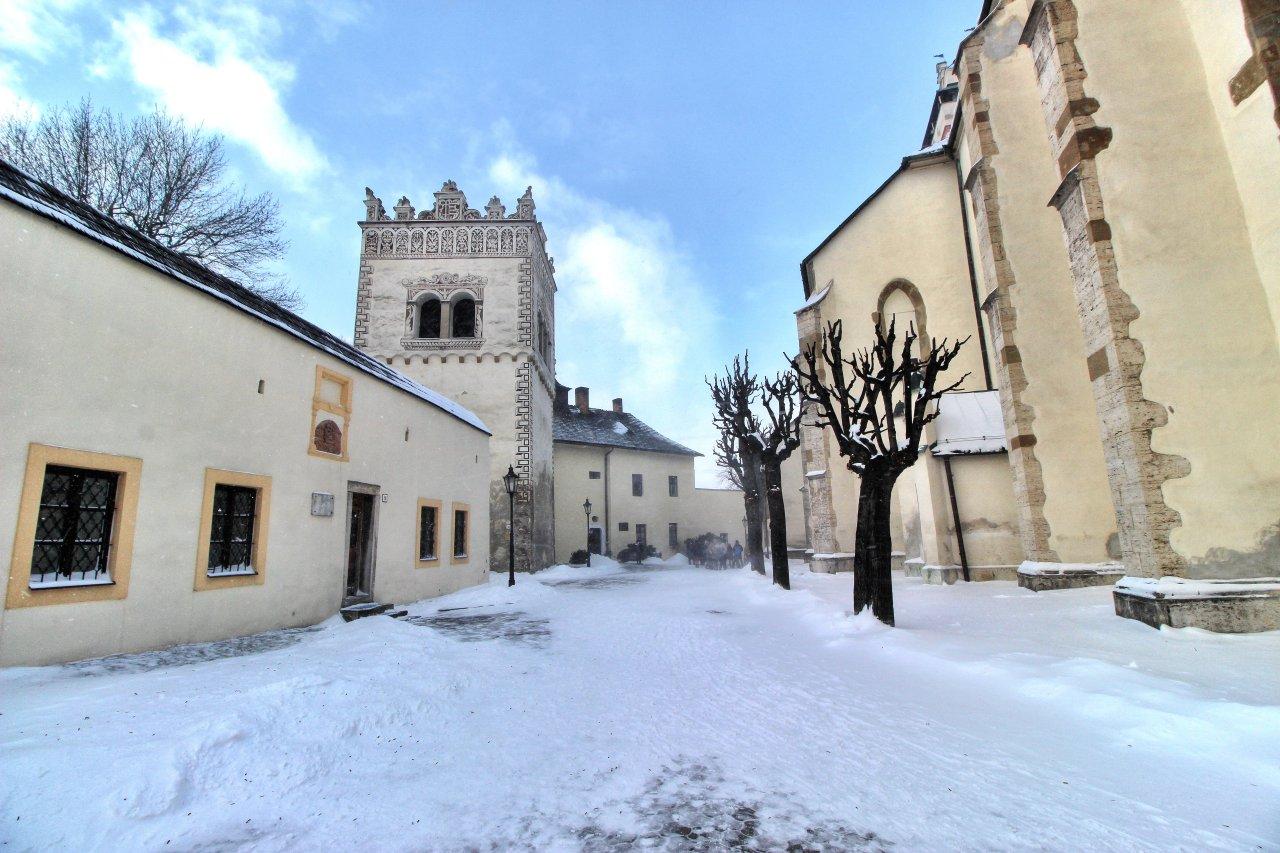 Renesančná zvonica, Kežmarok