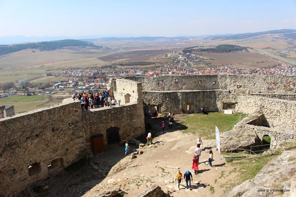 Spišské Podhradie, Slovenské pamiatky UNESCO