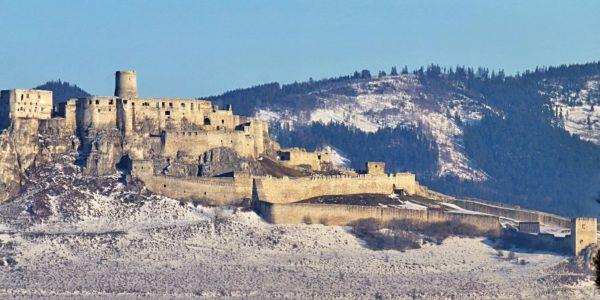 Spišský hrad, Slovenské pamiatky UNESCO