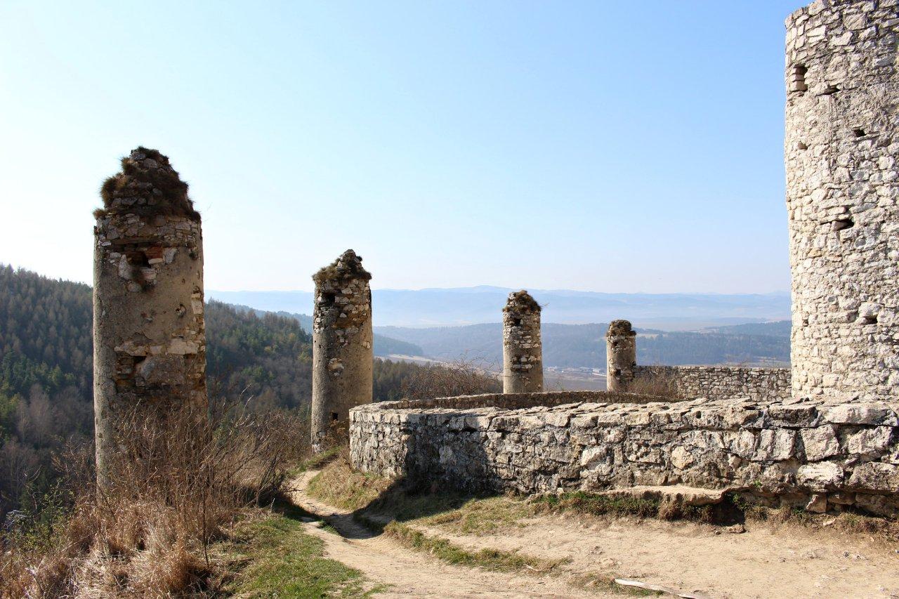 Spišský hrad, Slovenské pamiatky UNESCO – 2