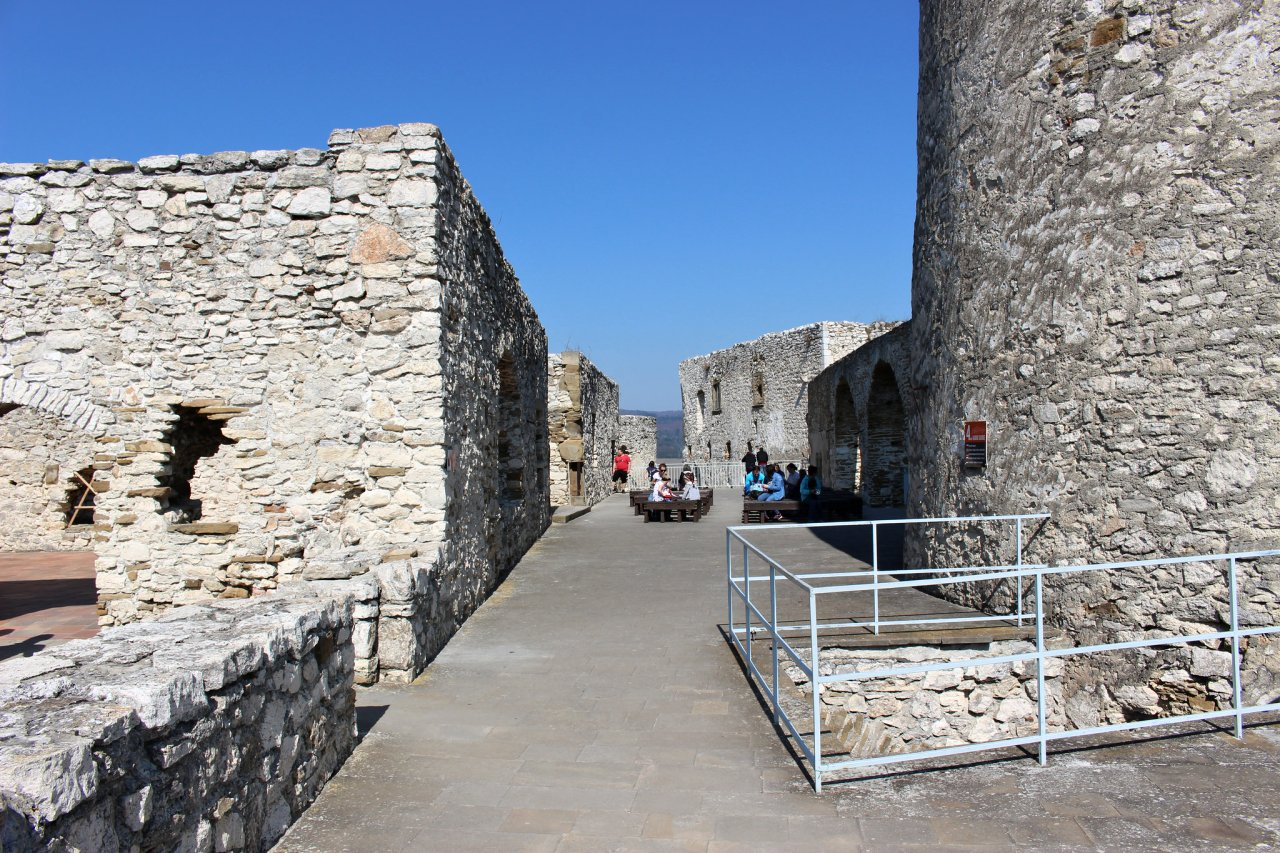 Spišský hrad, Slovenské pamiatky UNESCO – 3