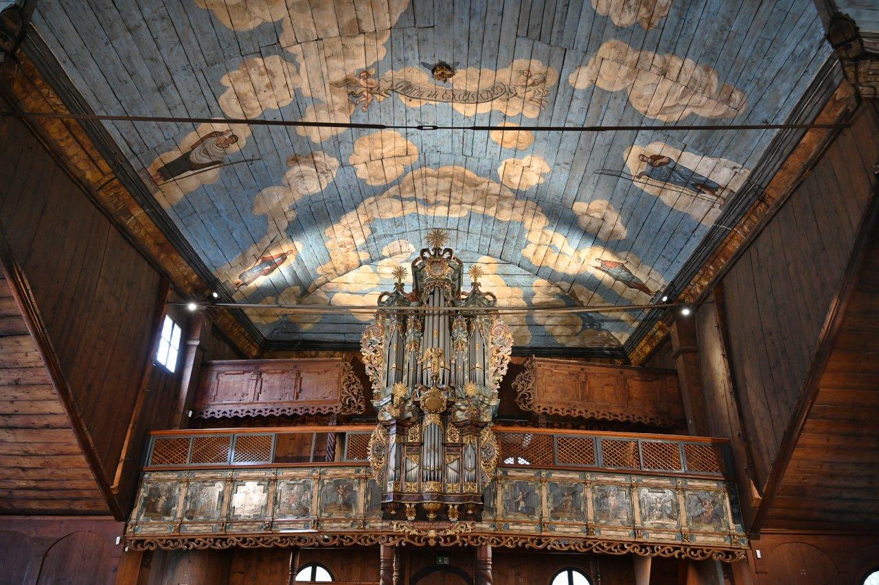 Drevený artikulárny kostol, UNESCO, Kežmarok – 3