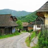 Vlkolínec, Slovenské pamiatky UNESCO