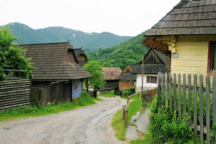 Vlkolínec, Slovenské pamiatky UNESCO - Slovensko a jeho Kultúrne pamiatky UNESCO