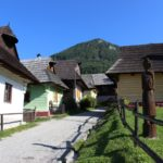 Vlkolínec, Slovenské pamiatky UNESCO - 1