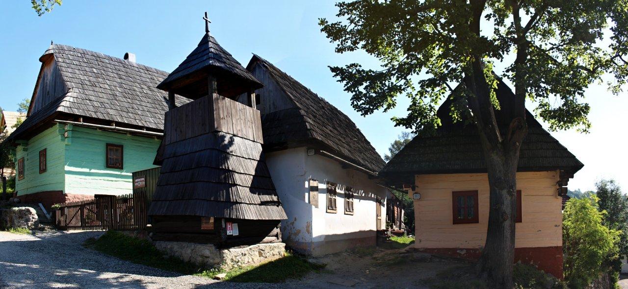 Vlkolínec, Slovenské pamiatky UNESCO – 3