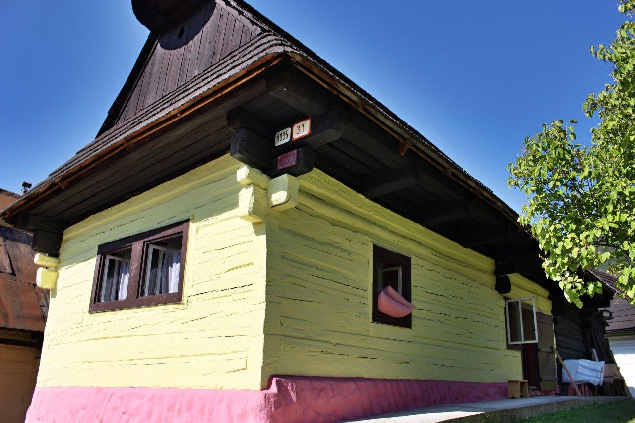 Vlkolínec, Slovenské pamiatky UNESCO – 4